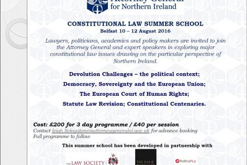 Summer School Promotional Flyer